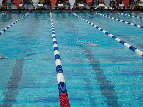 Het zwemdiploma is binnen